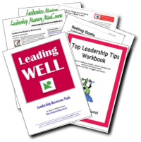Free leadership resources pack
